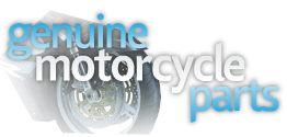 Genuine Motorcycle Parts Logo